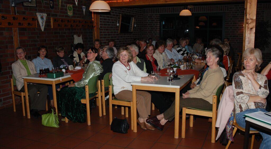 Abteilungsversammlung im Jahr 2006 - Teil 3