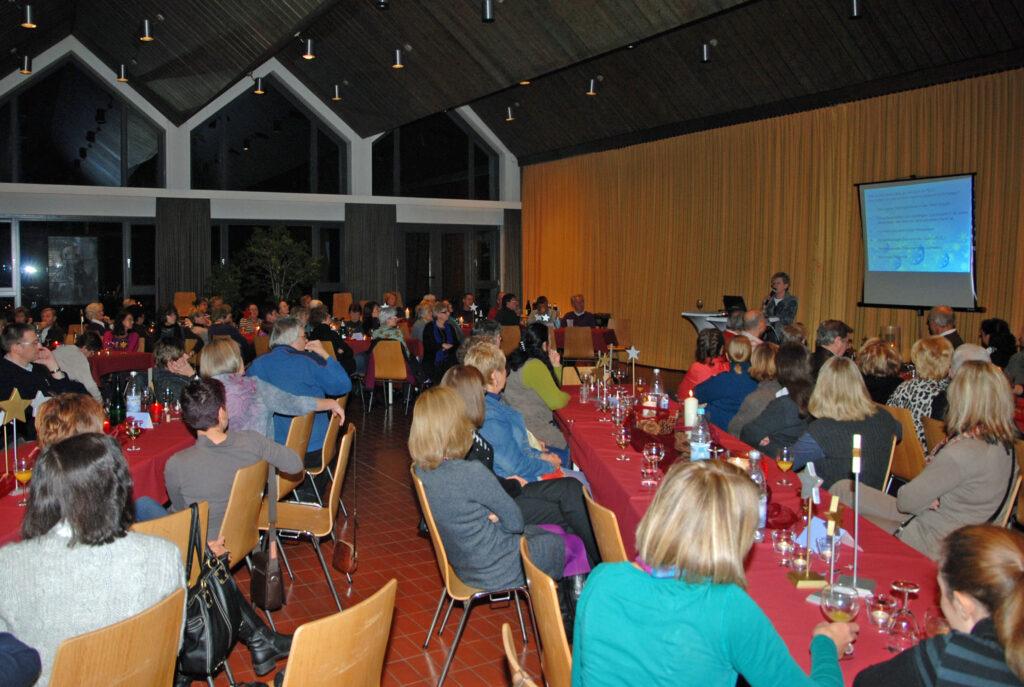 Abteilungsversammlung 2010 - Teil 2