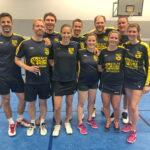 Badminton Erste
