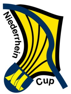 Logo Niederrhein Cup Badminton