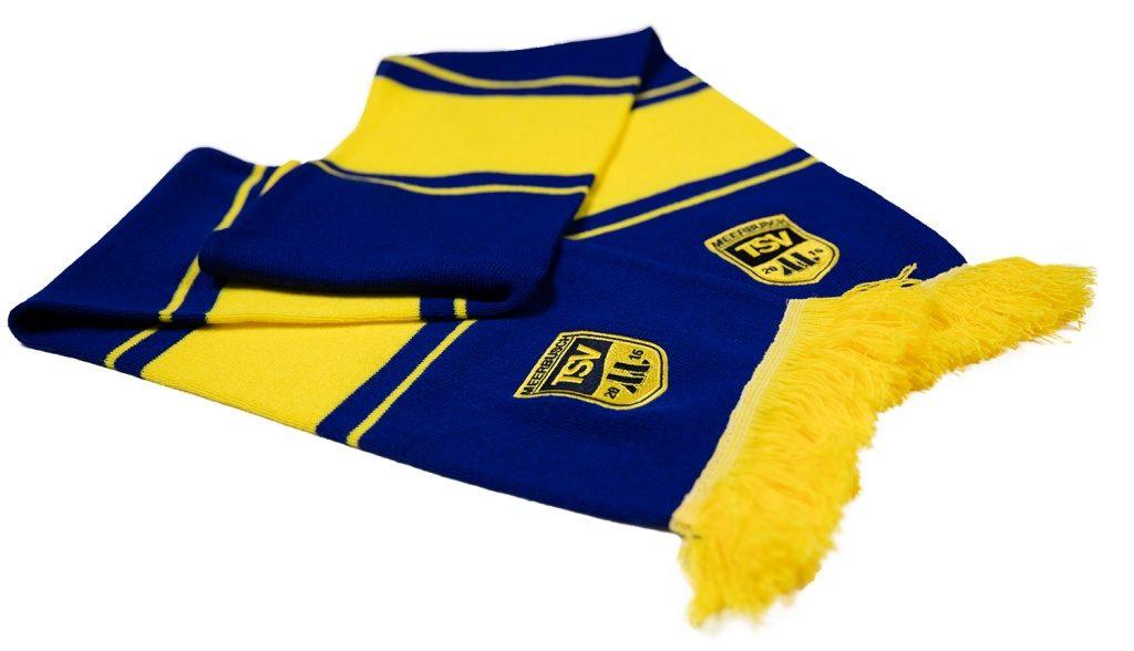 TSV-Schal blau-gelb