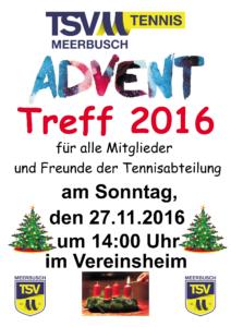 Adventstreffen 2016