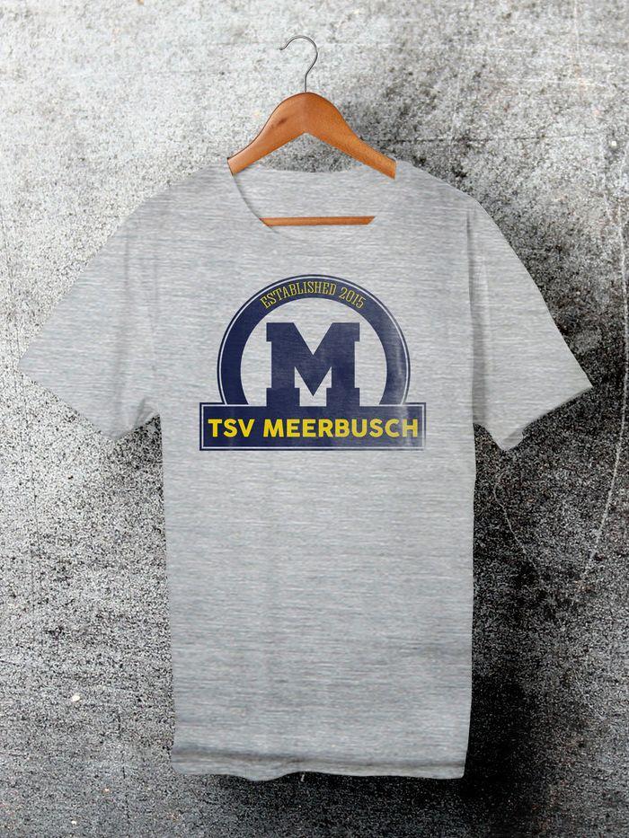 """T-Shirt Motiv """"Established"""""""