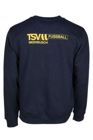 "Sweater Motiv ""Team"" (Rückseite)"