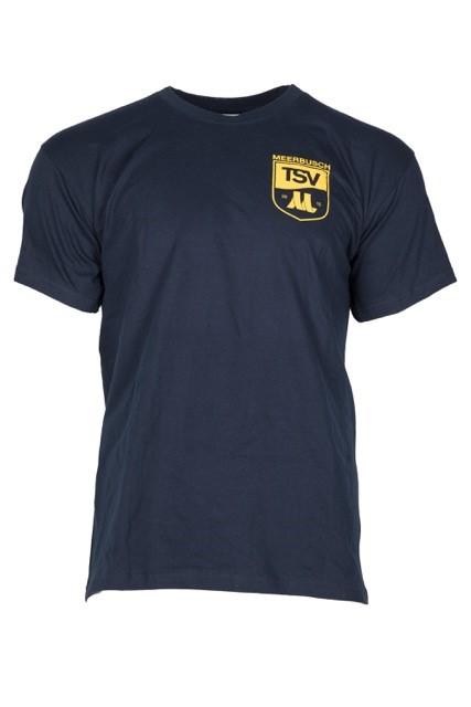 """T-Shirt Motiv """"Team"""" (Vorderseite)"""